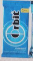 Wrigley's Gum 3 pack $1.25 at CVS