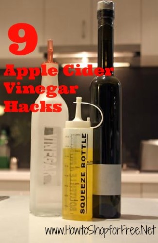 apple cider vinegar hacks