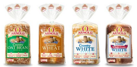 arnold bread 4 of them