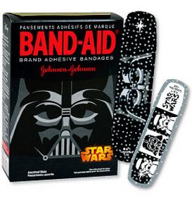 band-aid starwars