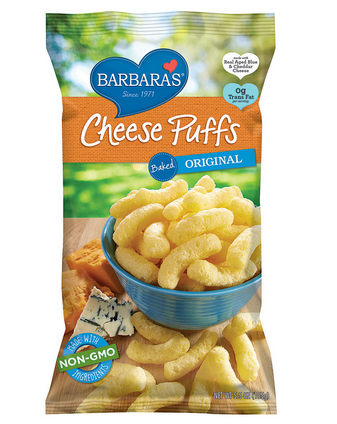 barbara cheese puffs