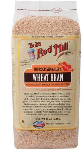 bobs wheat bran