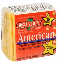 cabot cheese singles