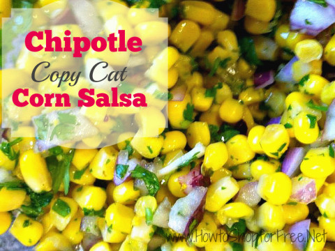 chipolte corn recipe