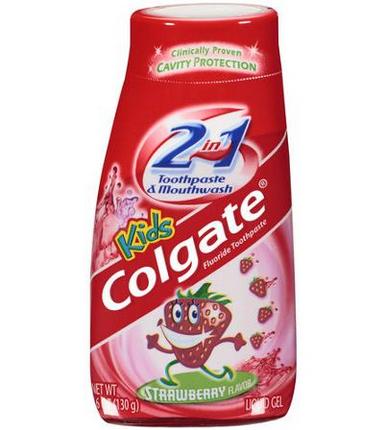 colgate kids