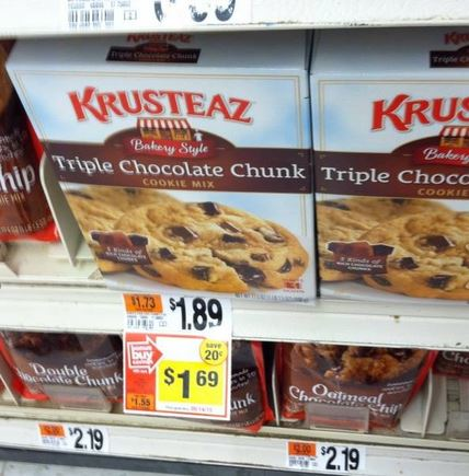 cookies krusteaz