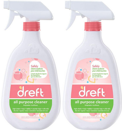 dreft spray remober