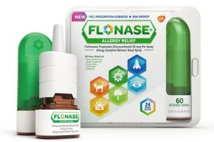 Allergy Season is HERE.  Pick up Flonase Sensimist for a Great Price!