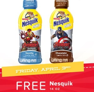 free nesquik
