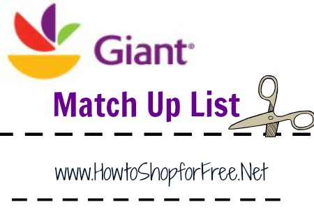 giant match up list