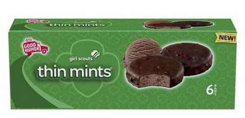 good humor thin mint