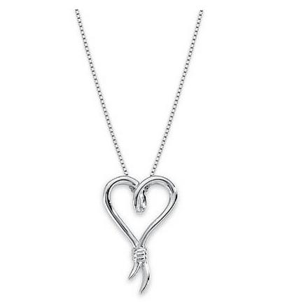 heart neck