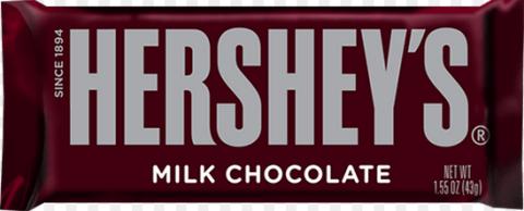 hershey choc bar