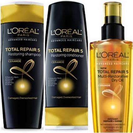 loreal total repair 5
