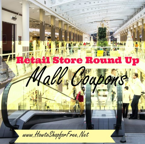 mall coupons