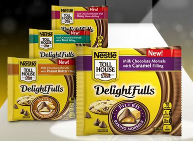 nestle delightful morsels