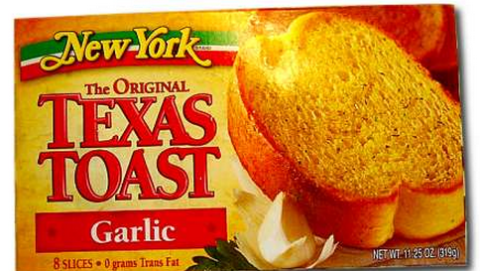 new york garlic toast