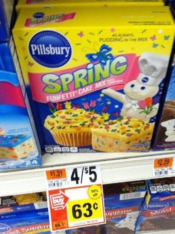 pillsbury cake