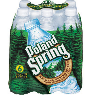 poland spring 6 pk