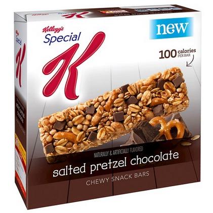 special k satled pretzel