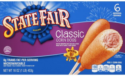 state fair corn dogs