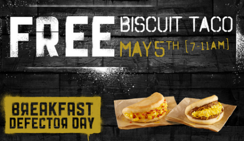 tacobell free