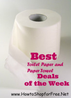Toilet Paper Deal Round Up List
