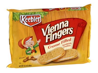 vienna fingers