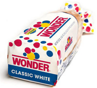 wonder classic white bread