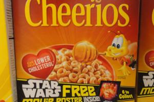 Honey Nut Cheerios $2.34 at Shaw's