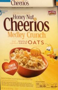 Honey Nut Medley Crunch
