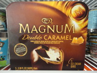 Magnum Ice Cream Bars .50 at Stop and Shop