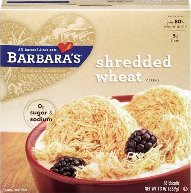 barbaras shreeded wheat