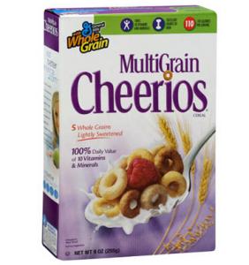 cheerios mulit grain