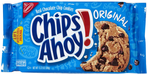 chips ahoy use this one