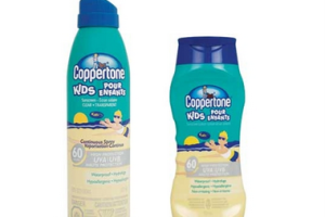 NEW $3/2 Coppertone Kids Products coupon