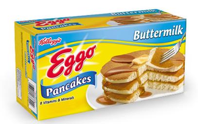 eggo pancakes