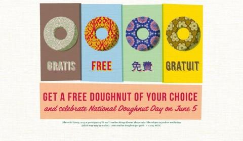 free kc donut