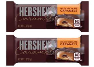hershey carmels