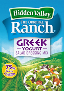 hidden valley yogurt ranch