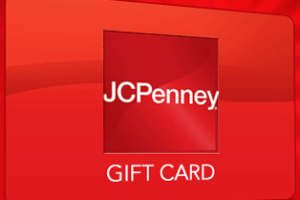 FREE Money to JCPenney!!