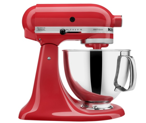 kitchen aid mixer watermelon