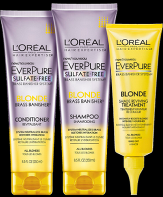 loreal pure blond