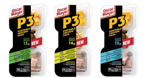 p3 oscar mayer
