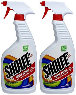 shout spray