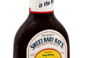 FREE Sweet Baby Rays Barbecue Sauce