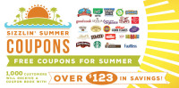 WIN $123+ WORTH OF COUPONS to Harris Teeter!