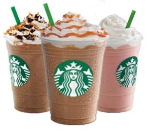 Starbucks-Frap