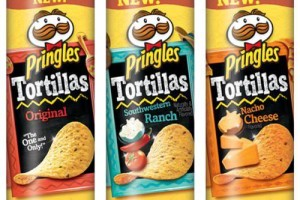 HOT .75/2 Pringles Tortillas Coupon! Pay .25 @ S&S!