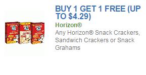 horizon snack